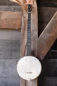 Joe Daniels Engelse 5 snarige Banjo