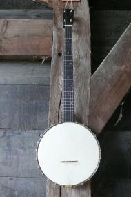 5-snarige Engelse banjo