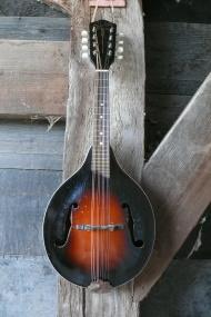 Silvertone A-style mandoline 1942