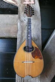 "Bruno's ""The"" Vernon flattop mandoline"