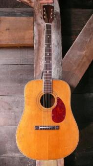 Kay k6100 dreadnought gitaar