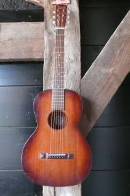 Vintage Kay k2 parlor '30 gitaar