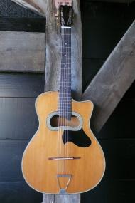 Patenotte manouche gypsy jazz gitaar