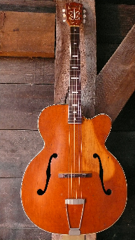 Marvel archtop