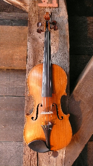 4/4 viool Markneukirchen