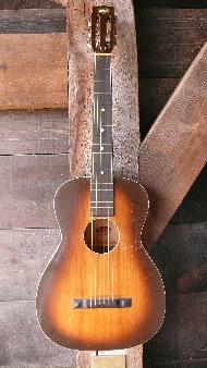 Oahu hawaiien'squareneck' parlor gitaar