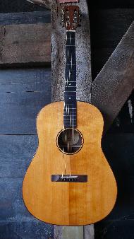 dreadnought gitaar naar Ditson/Martin