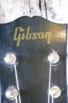 modern recht Gibson logo