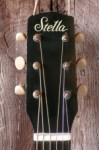 kop met Stella Logo