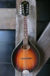 Levin flattop mandoline Palermo 1957