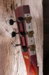 originele tuners, celluloid zwarte knopen