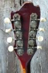 originele kluson tuners met cream celluloid knoppen