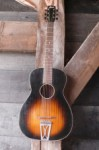 Stella Parlor guitar made by Harmony